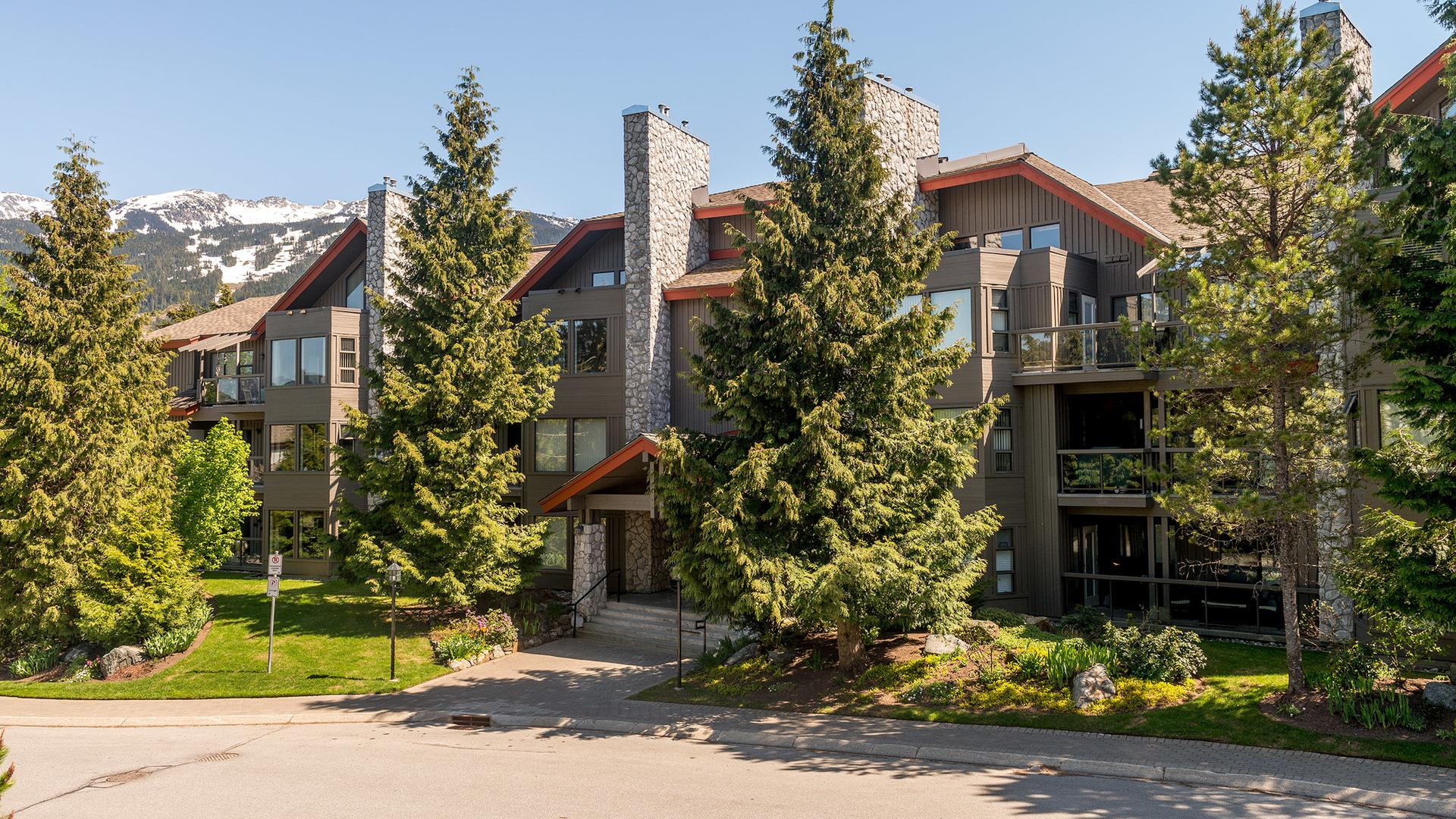 329 - 3309 Ptarmigan Place, Blueberry Hill, Whistler
