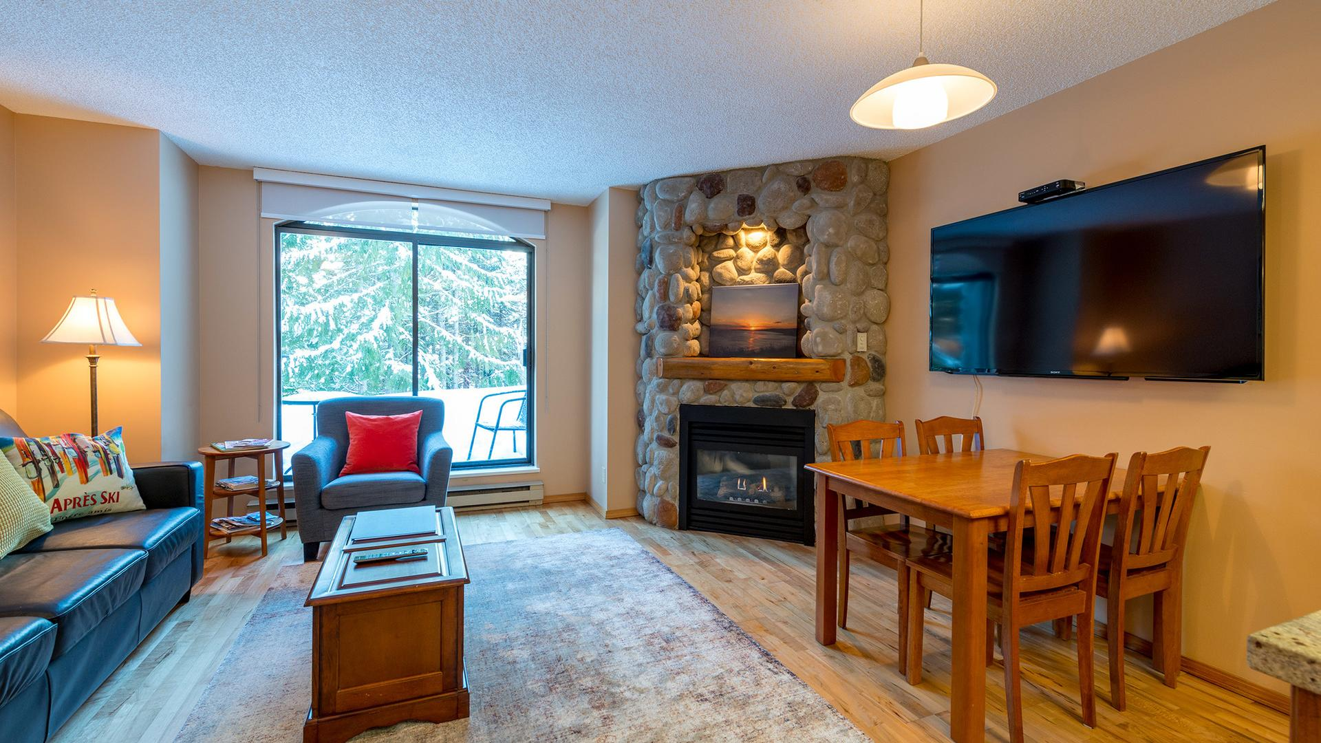 102 - 4809 Spearhead Drive, Benchlands, Whistler
