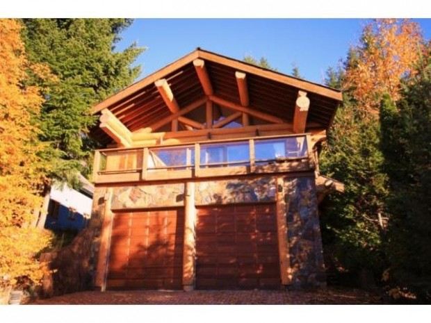 Log Cabins 101 An Intro To Log Homes Whistler Real