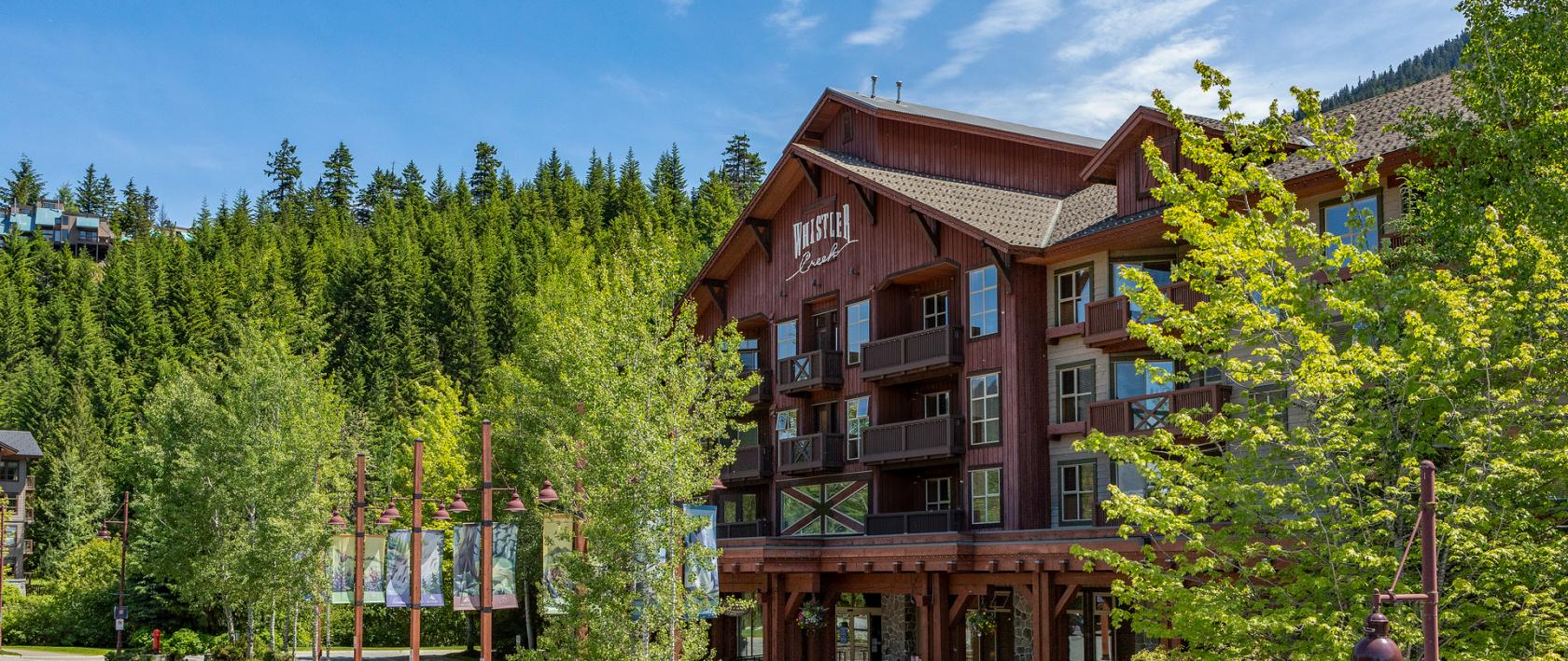 201C - 2036 London Lane, Whistler Creek, Whistler